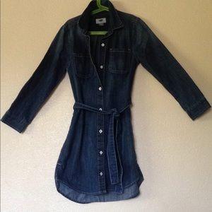 Girl Jean dress